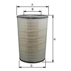 Воздушный фильтр CR0245 DAF