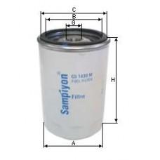 Фильтр топливный CS1430MVL PERKINS,SCANIA, VOLVO, RENAULT TRUCKS, KOMATSU, CUMMINS, CATERPILLAR