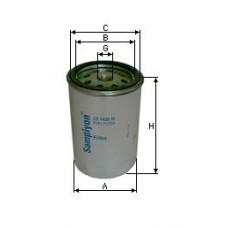Фильтр топливный CS1453M NEOPLAN, IVECO, CASE IH, CLAAS, FURUKAWA, TEREX