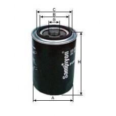 Масляный фильтр CS1415 2, 2654403 для PERKINS, CAT, JCB, Renault MIDLINER