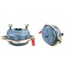 Камера тормозная FA1019B тип 24 дисковые тормоза  MERCEDES-BENZ, SCANIA, KOGEL, BPW, FRUEHAUF