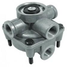 Ускорительный клапан Wabco 9730010100 для Mercedes, FRUEHAUF, Iveco, DAF, MAN, Volvo