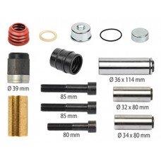 Ремкомплект направляющих суппорта K000365 KNORR SB6, SB7