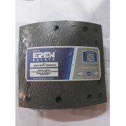 Барабанные тормозные накладки с заклепками 19030 (1-й ремонт) для  ROR  (419*190)