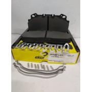 Дисковые тормозные колодки 29090 на RVI MAGNUM,PREMIUM, VOLVO B10/12, ROR с монтажным комплектом