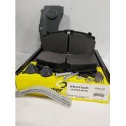 Дисковые тормозные колодки 29244 на  MERCEDES-BENZ  ACTROS MP4 / MP5 с монтажным комплектом