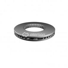 Диск тормозной ESD 110 03 VOLVO/RVI 410mmx45mm