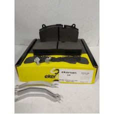 Дисковые тормозные колодки 29195 SAF B9-22S HALDEX MODUL T 22.5 SBS 2220 210*93*30MM