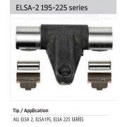 424160 Ремкомплект суппорта MERITOR ELSA-2 195-225 серии