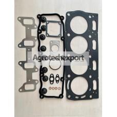 Комплект прокладок верхний U5LT0357 на Perkins 1104C-44 и 1104C-44T,  Caterpillar 3054, JCB