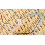Прокладка передней крышки CAT 428, 3054C, Manitou (Маниту), Perkins 1104, 3681P046, JCB