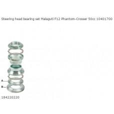 Набор рулевых подшипников со стаканами Malaguti F12-15